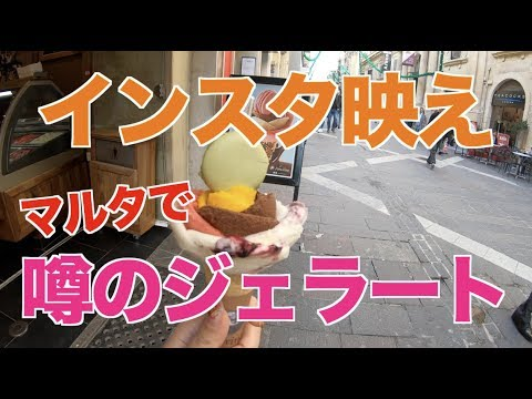 【Vlog】最後の晩餐&インスタ映えジェラート そして帰路へ…